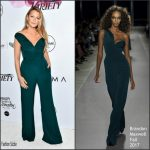 Blake Lively  In  Brandon Maxwell –  Variety's Power of Women 2017