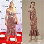 Busy Philipps In Johanna Ortiz -Daily Front Row's 3rd Annual Fashion Los Angeles Awards