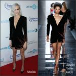 Cara Delevingne In Alexandre Vauthier Couture – 4th Annual unite4:humanity gala in Los Angeles