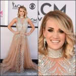 Carrie Underwood In LaBourjoisie  At The  2017 ACM Awards