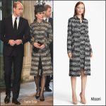 Catherine, Duchess of Cambridge In Missoni – Service Of Hope