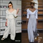 Charli XCX In Jacquemus At 2017 Sesac Pop Music Awards