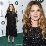 Drew Barrymore In Needle & Thread  At  Turtle Conservancy's Fourth Annual Turtle Ball