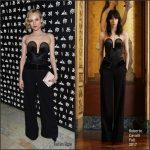 Diane Kruger In Roberto Cavalli  – Montblanc & UNICEF Gala Dinner