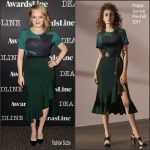 Elisabeth Moss In Prabal Gurung At Deadline's The Contenders Event
