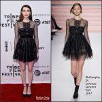 Emma Roberts In Philosophy di Lorenzo Serafini – 'Dabka' Tribeca Film Festival Premiere