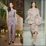 Emmy Rossum In Marni  At  Free Arts NYC 18th Annual Art Auction