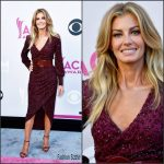 Faith Hill In Michael Kors  At 2017 ACM Awards