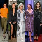 Fashion Sizzle  Style Watch  – 27/03/2017
