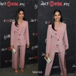 Freida Pinto In Bally  At  Showtime's 'Guerrilla' FYC Event
