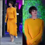 Gemma Arterton In Tibi – The One Show