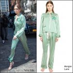 Gigi Hadid In Morgan Lane – Out In New York