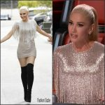 Gwen Stefani  In Yousef Aljasmi – Season 12  Voice Blind Auditions