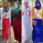 How To Wear Hijab Street Style