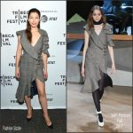Jessica Biel In Self-Portrait  At  'The Sinner' Tribeca Film Festival Premiere