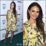 Jordana Brewster In Philosophy Di Lorenzo Serafini – Natural Resources Defense Council's STAND UP! Benefit