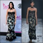 Kacey Musgraves In Marchesa  At The 2017 ACM Awards