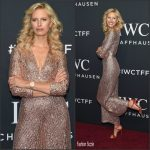 Karolina Kurkova In Temperley London – 2017 IWC Schaffhausen 'For The Love Of Cinema' Gala