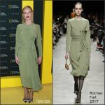 Kate Bosworth In Rochas At 2017 National Geographic Further Front