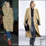 Kate Hudson  In  Michael Kors – Out In New York