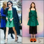 Lucy Hale In  Christopher Bu    – Good Morning America