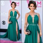 Maren Morris In Michael Costello At  2017 ACM Awards