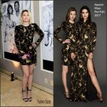 Paris Jackson In  Naeem Khan –  Daily Front Row 3rd Annual Fashion Los Angeles Awards