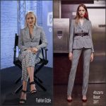 Pom Klementieff  In Altuzarra – BUILD London