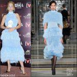 Rita Ora In Mark Fast At 21st China Music Awards
