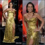 Rosario Dawson In Vivienne Westwood Couture  At  'Unforgettable' LA Premiere