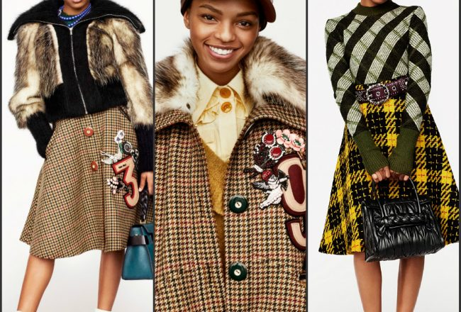 Selah Marley For Miu Miu Pre -Fall 2017 - FASHION SIZZLE