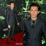 Tom Holland  In Emporio Armani – Lost City Of Z LA Premiere
