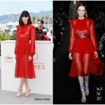 Stacy Martin In No. 21 – 'Redoubtable'  Cannes Film Festival Photocall
