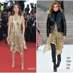 Adele Exarchopoulos In  Louis Vuitton – Cannes70 Anniversary Celebration