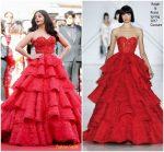Aishwarya Rai Bachchan In Ralph & Russo Couture – '120 Beats Per Minute' Cannes Film Festival Premiere