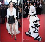 Amanda Steele In Redemption   At 'Okja' Cannes Film Festival Premiere