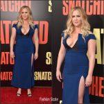 Amy Schumer In Antonio Berardi – 'Snatched' LA Premiere