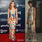 AnnaSophia Robb In Jonathan Cohen – 28th Annual GLAAD Media Awards
