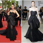 Araya A. Hargate  In Olivier Theyskens – 'Loveless (Nelyubov)' Cannes Film Festival Premiere