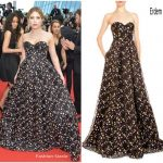 Ashley Benson In  Erdem – Cannes Film Festival 70th Anniversary Celebration