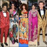 Celebrities in Dolce & Gabbana – 2017 Met Gala