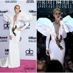Celine Dion In  Stephane Rolland – Billboard Music Awards 2017