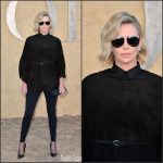 Charlize Theron  In Dior – Christian Dior Cruise 2018 Show