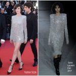 Charlotte Gainsbourg  In Saint Laurent  – 'Ismael's Ghosts' Cannes Film Festival Premiere