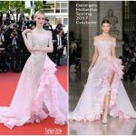 Coco Rocha In Georges Hobeika Couture – 'The Meyerowitz Stories' Cannes Film Festival Premiere