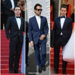 Colin Farrell  In Dior Homme – Cannes Film Festival 2017