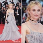 Diane Kruger In Christian Dior Couture – Cannes Film Festival  70th Anniversary Celebration