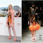 Elle Fanning In Prada – 'How To Talk To Girls At Parties' Cannes Film Festival Photocall