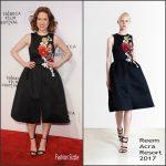 Ellie Kemper In Reem Acra  At 'Unbreakable Kimmy Schmidt' Tribeca Film Festival Premiere