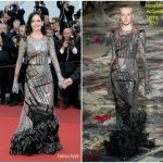 Eva Green In  Alexander McQueen – 'Based On A True Story'  Cannes Film Festival Premiere